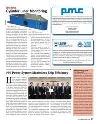 Maritime Reporter Magazine, page 37,  Dec 2019