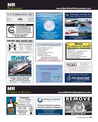 Maritime Reporter Magazine, page 45,  Dec 2019