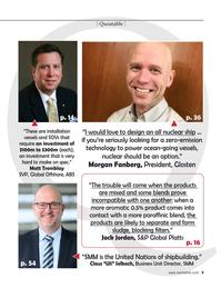 Maritime Reporter Magazine, page 9,  Jan 2020