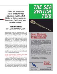 Maritime Reporter Magazine, page 15,  Jan 2020