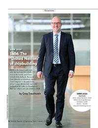 Maritime Reporter Magazine, page 54,  Jan 2020