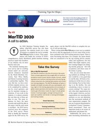 Maritime Reporter Magazine, page 12,  Feb 2020