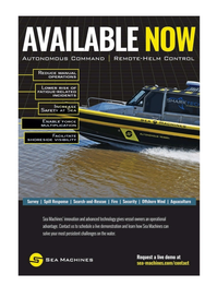 Maritime Reporter Magazine, page 13,  Feb 2020
