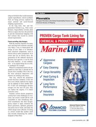 Maritime Reporter Magazine, page 23,  Feb 2020