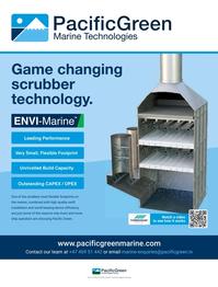 Maritime Reporter Magazine, page 1,  Feb 2020