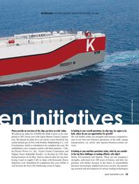 Maritime Reporter Magazine, page 39,  Feb 2020