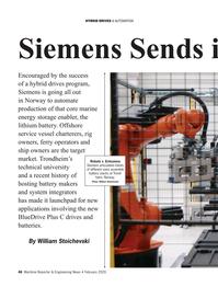 Maritime Reporter Magazine, page 46,  Feb 2020
