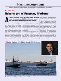 Maritime Reporter Magazine, page 58,  Feb 2020