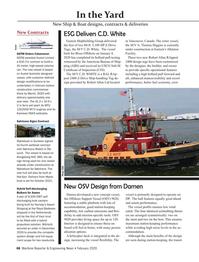 Maritime Reporter Magazine, page 66,  Feb 2020
