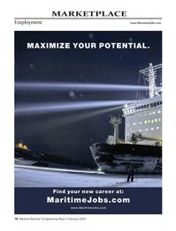 Maritime Reporter Magazine, page 76,  Feb 2020