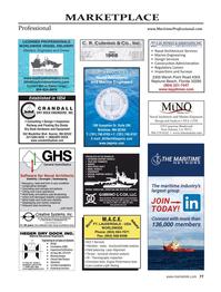 Maritime Reporter Magazine, page 77,  Feb 2020