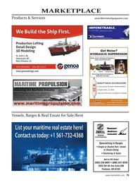 Maritime Reporter Magazine, page 79,  Feb 2020