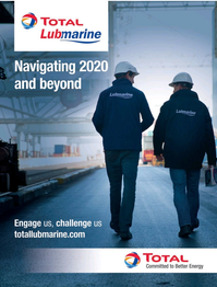 Maritime Reporter Magazine, page 3rd Cover,  Feb 2020