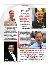 Maritime Reporter Magazine, page 10,  Mar 2020