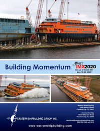 Maritime Reporter Magazine, page 11,  Mar 2020