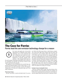 Maritime Reporter Magazine, page 16,  Mar 2020