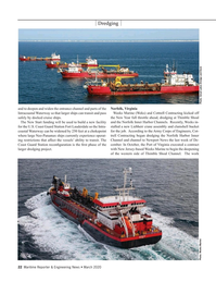 Maritime Reporter Magazine, page 22,  Mar 2020