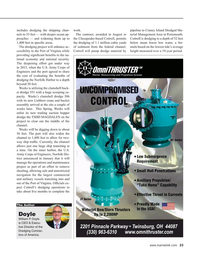 Maritime Reporter Magazine, page 23,  Mar 2020