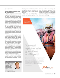 Maritime Reporter Magazine, page 29,  Mar 2020