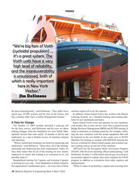 Maritime Reporter Magazine, page 34,  Mar 2020