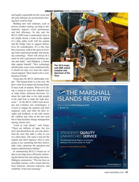 Maritime Reporter Magazine, page 47,  Mar 2020