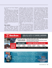 Maritime Reporter Magazine, page 63,  Mar 2020