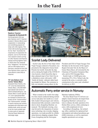 Maritime Reporter Magazine, page 66,  Mar 2020