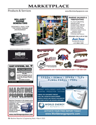 Maritime Reporter Magazine, page 78,  Mar 2020