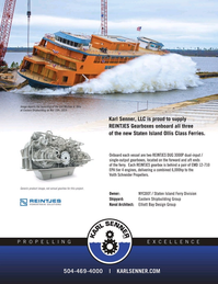 Maritime Reporter Magazine, page 4th Cover,  Mar 2020
