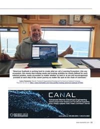Maritime Reporter Magazine, page 13,  Apr 2020