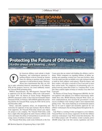 Maritime Reporter Magazine, page 14,  Apr 2020