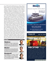 Maritime Reporter Magazine, page 17,  Apr 2020
