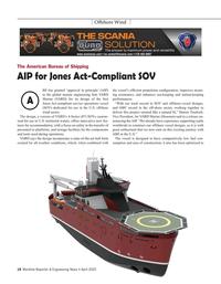 Maritime Reporter Magazine, page 18,  Apr 2020