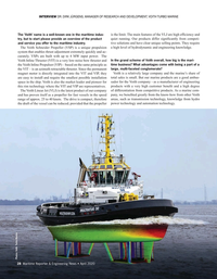 Maritime Reporter Magazine, page 28,  Apr 2020