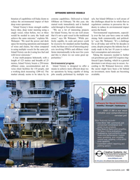 Maritime Reporter Magazine, page 43,  Apr 2020
