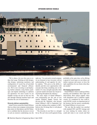 Maritime Reporter Magazine, page 44,  Apr 2020
