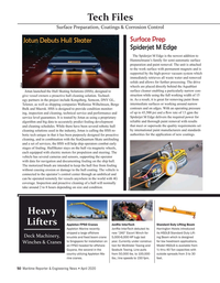 Maritime Reporter Magazine, page 50,  Apr 2020