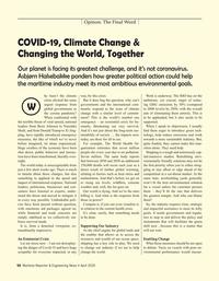 Maritime Reporter Magazine, page 56,  Apr 2020