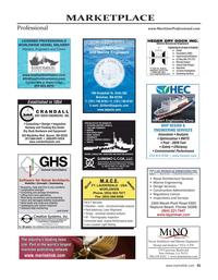 Maritime Reporter Magazine, page 61,  Apr 2020