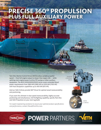 Maritime Reporter Magazine, page 4th Cover,  Apr 2020
