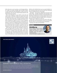 Maritime Reporter Magazine, page 13,  May 2020