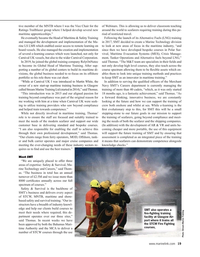 Maritime Reporter Magazine, page 19,  May 2020