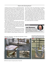 Maritime Reporter Magazine, page 22,  May 2020