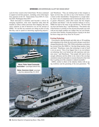 Maritime Reporter Magazine, page 36,  May 2020