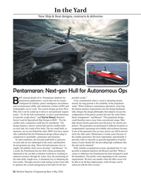 Maritime Reporter Magazine, page 52,  May 2020