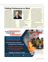 Maritime Reporter Magazine, page 53,  May 2020