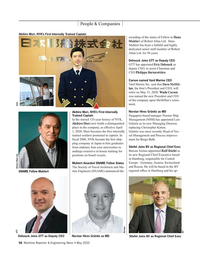Maritime Reporter Magazine, page 56,  May 2020