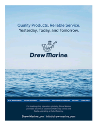 Maritime Reporter Magazine, page 7,  May 2020