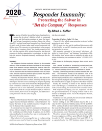 Maritime Reporter Magazine, page 14,  Jun 2020
