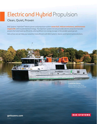 Maritime Reporter Magazine, page 2nd Cover,  Jun 2020